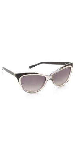 3743f562ce Yves Saint Laurent Exaggerated Cat Eye Sunglasses Anteojos, Estilo  Femenino, Lentes, Gafas,