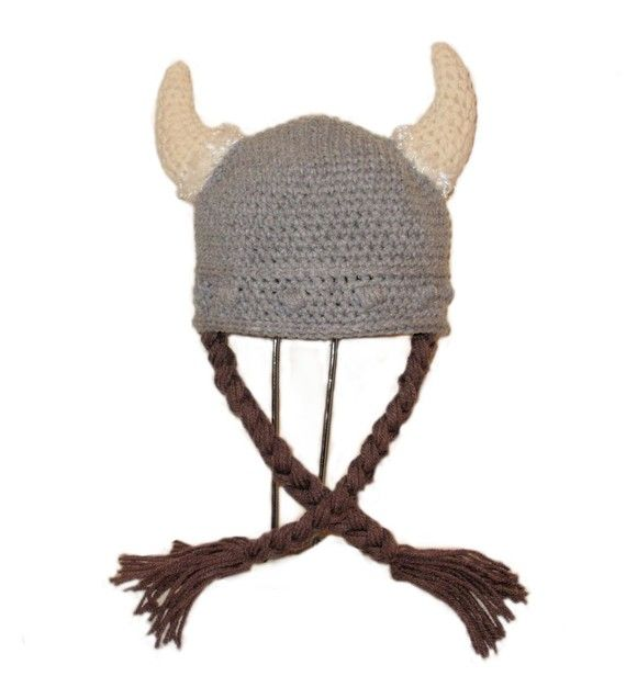 viking. He wants this too. Lol | crochet | Pinterest | Gorro tejido ...