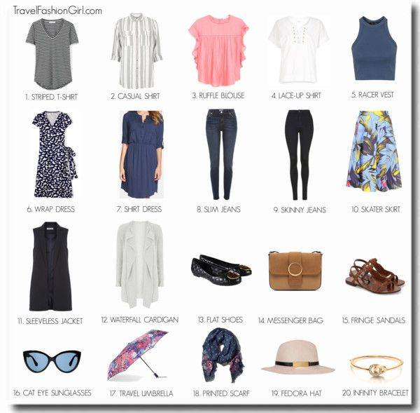 What To Wear In Paris: Packing List (2019 Update