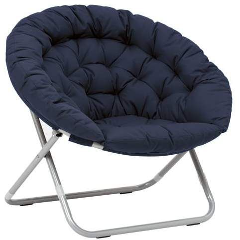 Hang Around Chair Pottery Barn Custom Slipcovers For Chairs Solid A Round Audrey S Space Pinterest Teen Navy