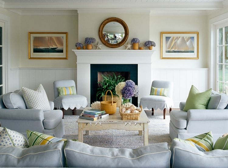Pin By Pam On Inviting Interiors House Beautiful Living Rooms Beautiful Living Rooms Cottage Living Rooms