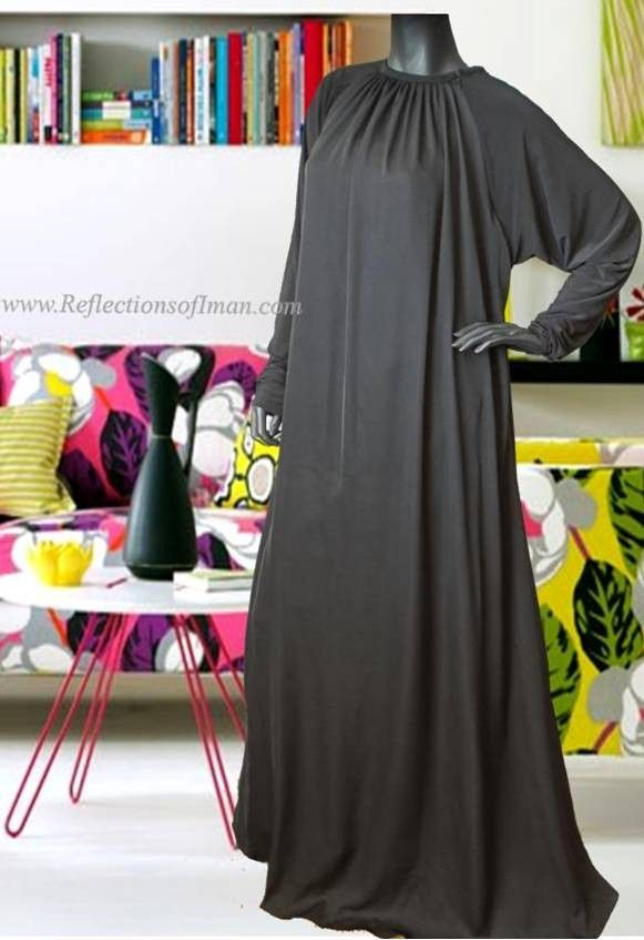 Black Umbrella Style Saudi Abaya Fashion Umbrella Abayas Fashion Hijab Fashion Inspiration