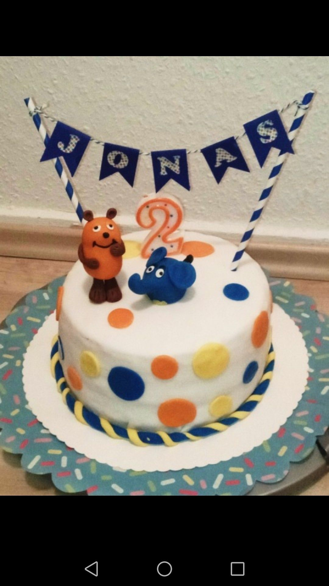Sendung Mit Der Maus Torte Kinder Kuchen Sendung Mit Der Maus Torten