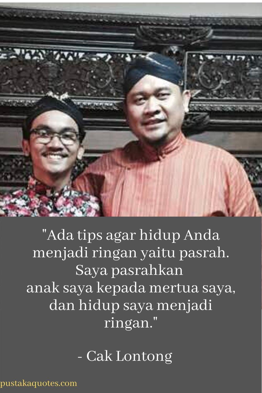Tips Hidup Terasa Ringan Indonesia Humor Lucu Kata Kata Lucu Dari Cak Lontong Humor Lucu Lucu Tertawa