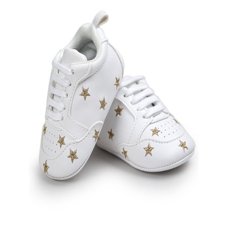 love baby  baby fivepointed star bandage soft sole shoes