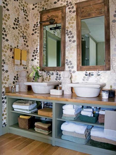 Il bagno in stile provenzale: ispirazioni e idee | Mobili bagno ...