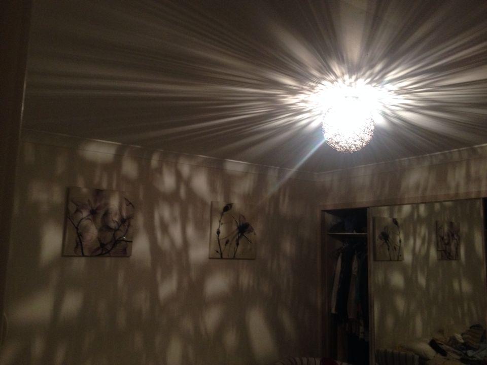 Twine light shade