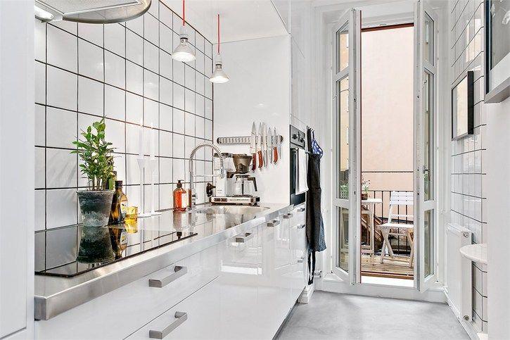 Kök kök industriellt : 17 bästa bilder om kök pÃ¥ Pinterest | Lägenhetsinspiration ...