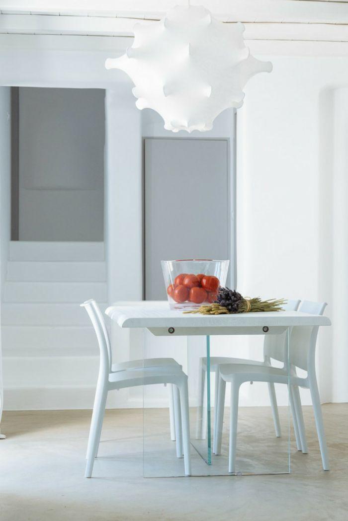 ▷ 1001+ photos inspirantes pour une décoration grecque | Lustre ...