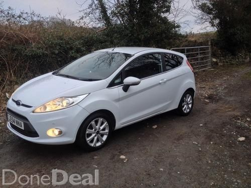 Ford Fiesta Zetec 1 4 2010 Automatic Mint Car Autos Cars For