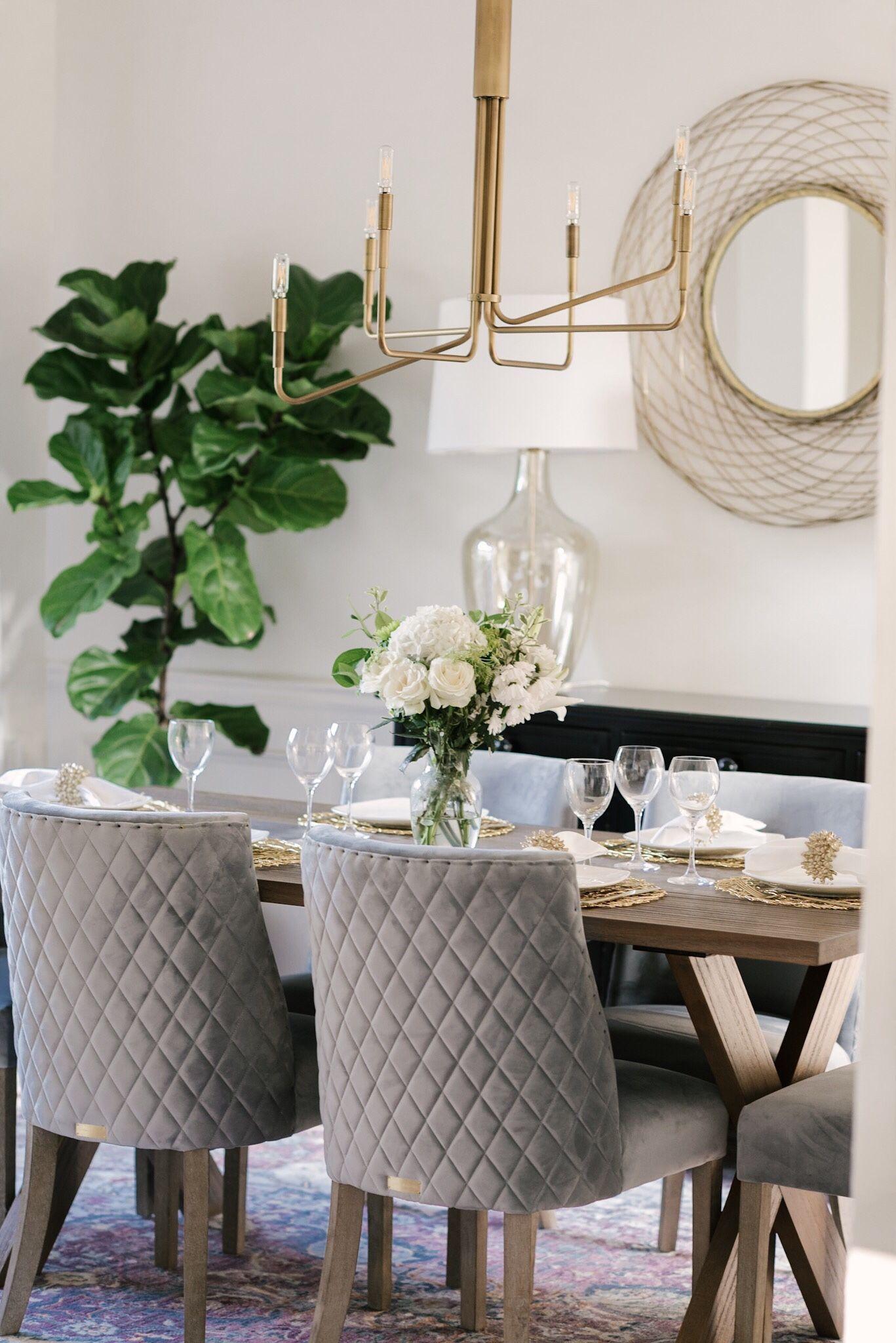 Dining room makeover canlove blog pinterest dining room