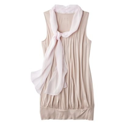 Maternity Bow-Neck Fashion Top