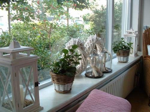 Vensterbank kiekje reuze gezellig bij mij in de for Decoratie voor in de vensterbank