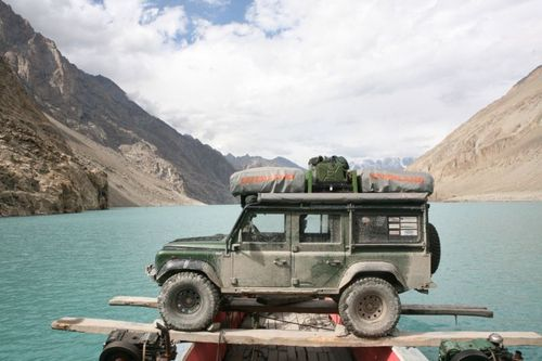 Overlandia Pakistan Beautiful At This Time Of Land Rover