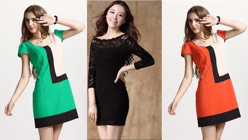 Sắc màu với váy đầm công sở - http://thammyvien.mobi/sac-mau-voi-vay-dam-cong-so.shtml