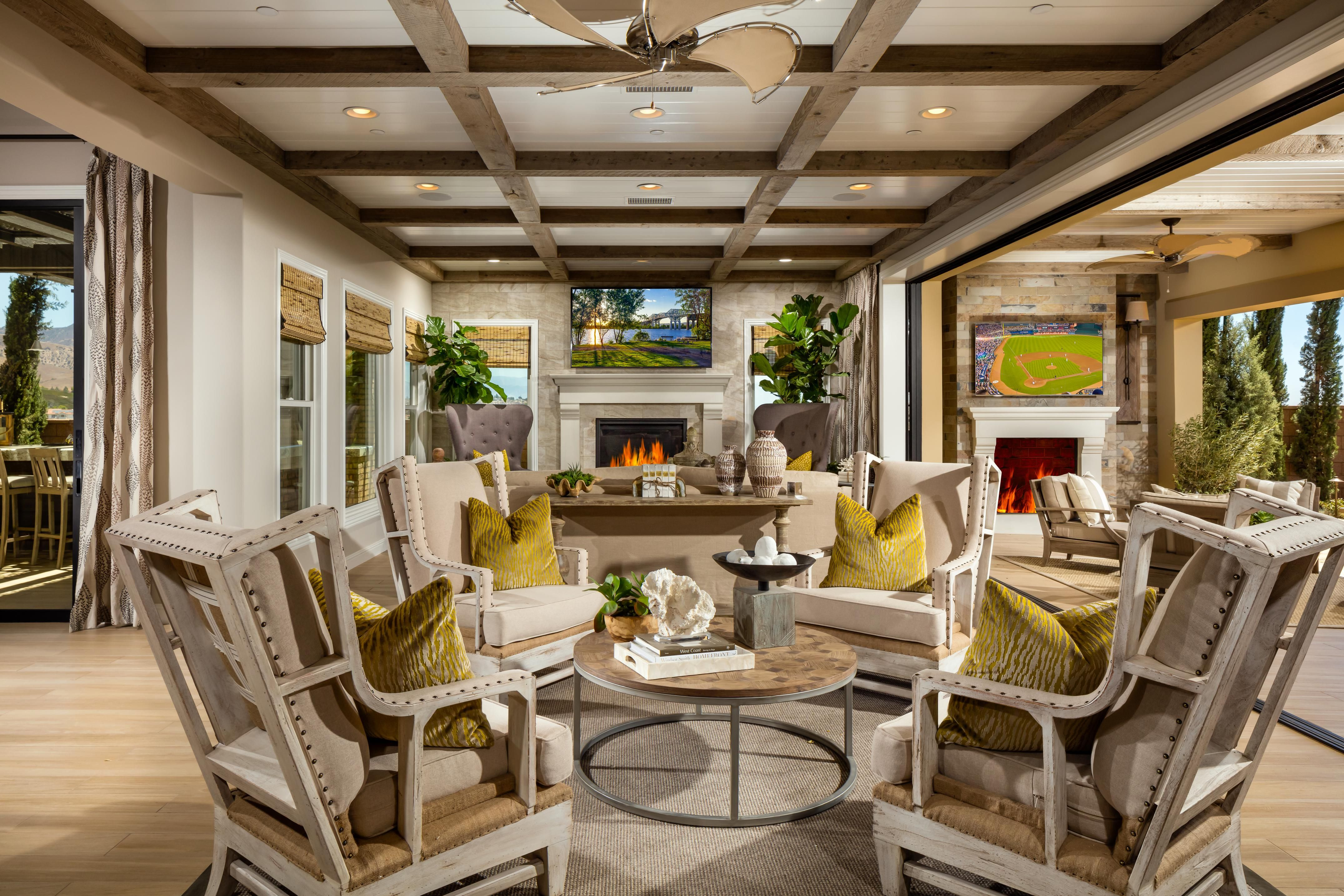 engage in stimulating conversation in this beautiful westcliffe at