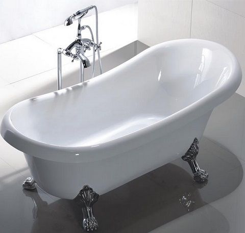 Perfect Clawfoot Tubs   Pros And Cons For Your Bathroom Remodel