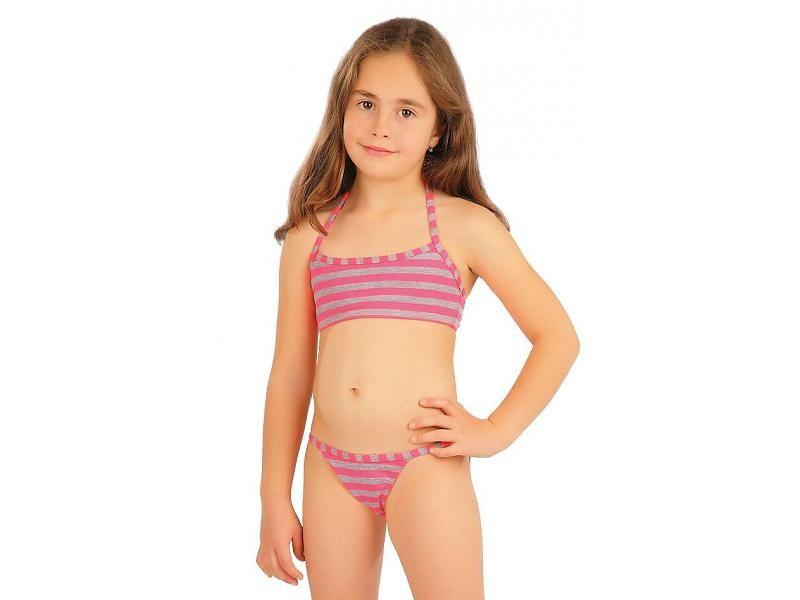 40c4720ad8c15 Litex Sportswear Bikini broekje voor meisjes Little Girl Bikini