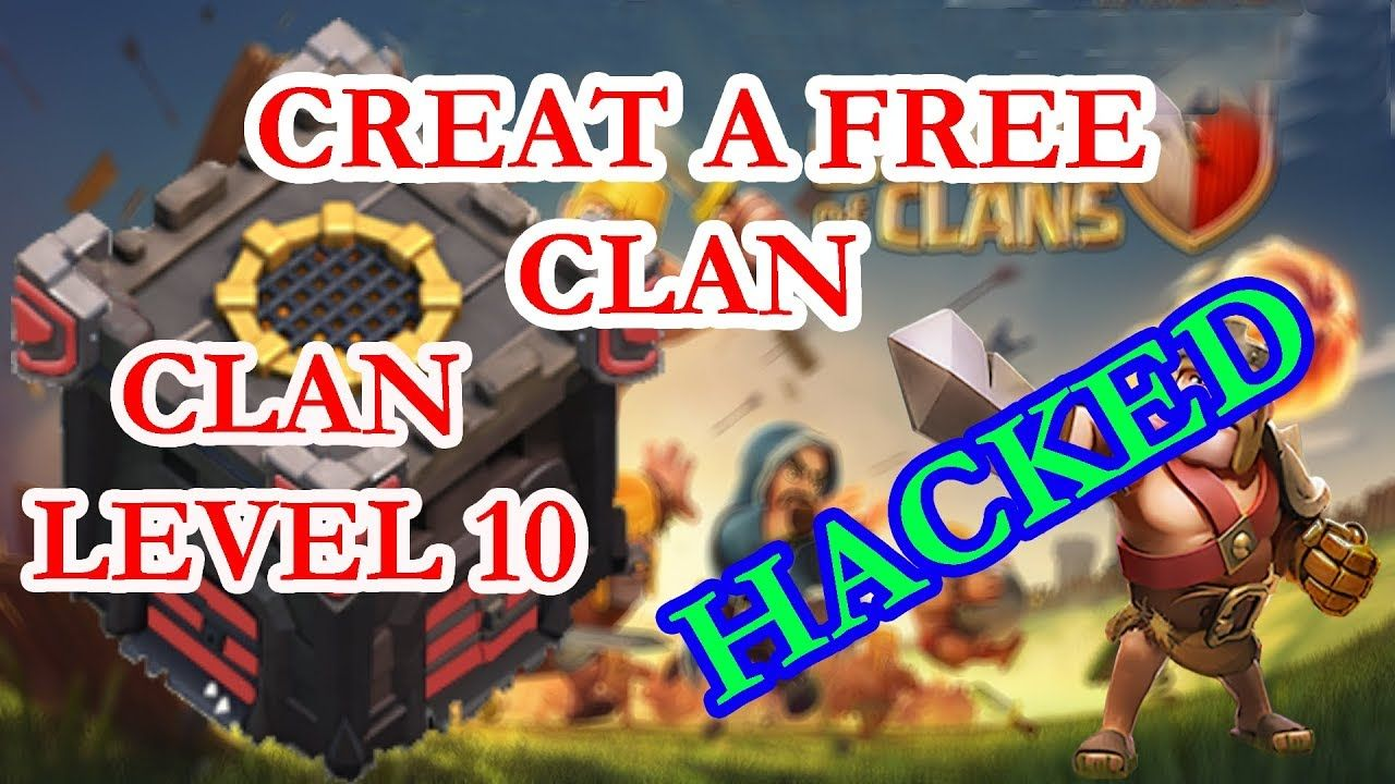 How To Hack A COC Clan   Creat A Clan In Free  Kick Out