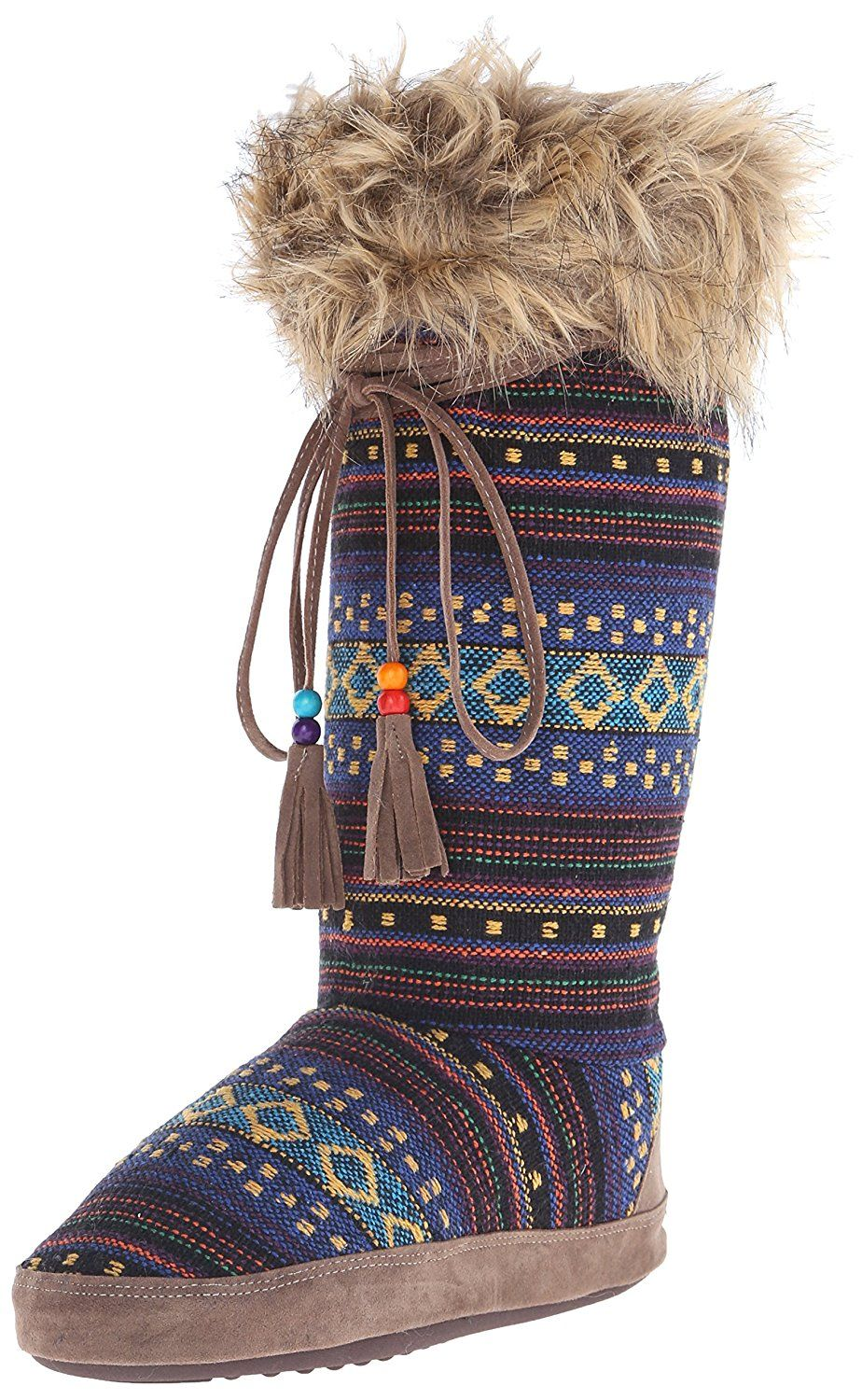 df2831c4437e Muk Luks Women s Kieran Serape Slouch Boot   Check this awesome image    Boots Shoes