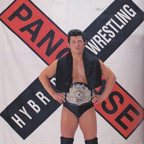 Minoru Suzuki In Pancrase Catch Wrestling Professional Wrestling Wrestling Memes