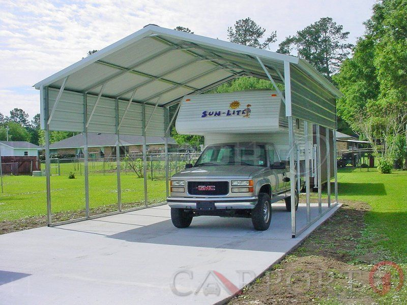 RV Carports Rv shelter, Rv carports, Carport