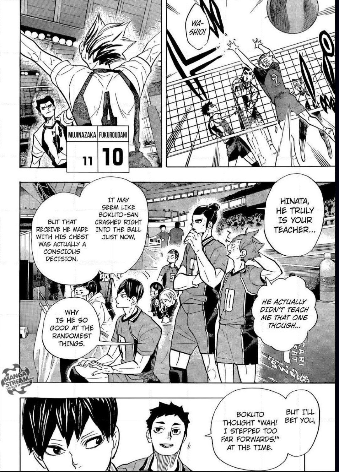 Haikyuu Chapter 293 Read Haikyuu Manga Online Vozeli Com Bahasa indonesia selalu update di komikindo. vozeli com