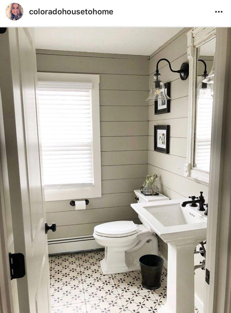 Half Bath Small Bathroom Remodel Bathrooms Remodel Bathroom Decor