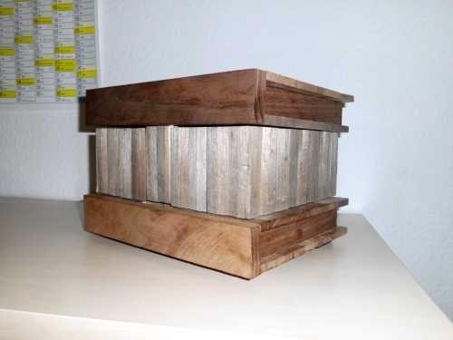 1 Tag 1 Projekt Eine Ganz Heisse Kiste Holzkiste Selber Bauen Kiste Basteln Kiste