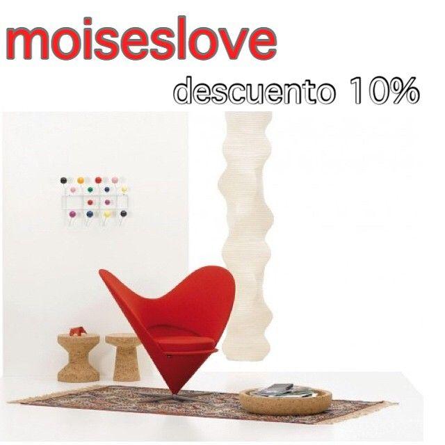 Nos tenéis tan enamorados que queremos celebrar San Valentín con vosotros !!! Utilizando el código MOISESLOVE podéis disfrutar de un descuento del 10% en todos nuestros productos en stock. Promoción válida hasta el día 15 de febrero.