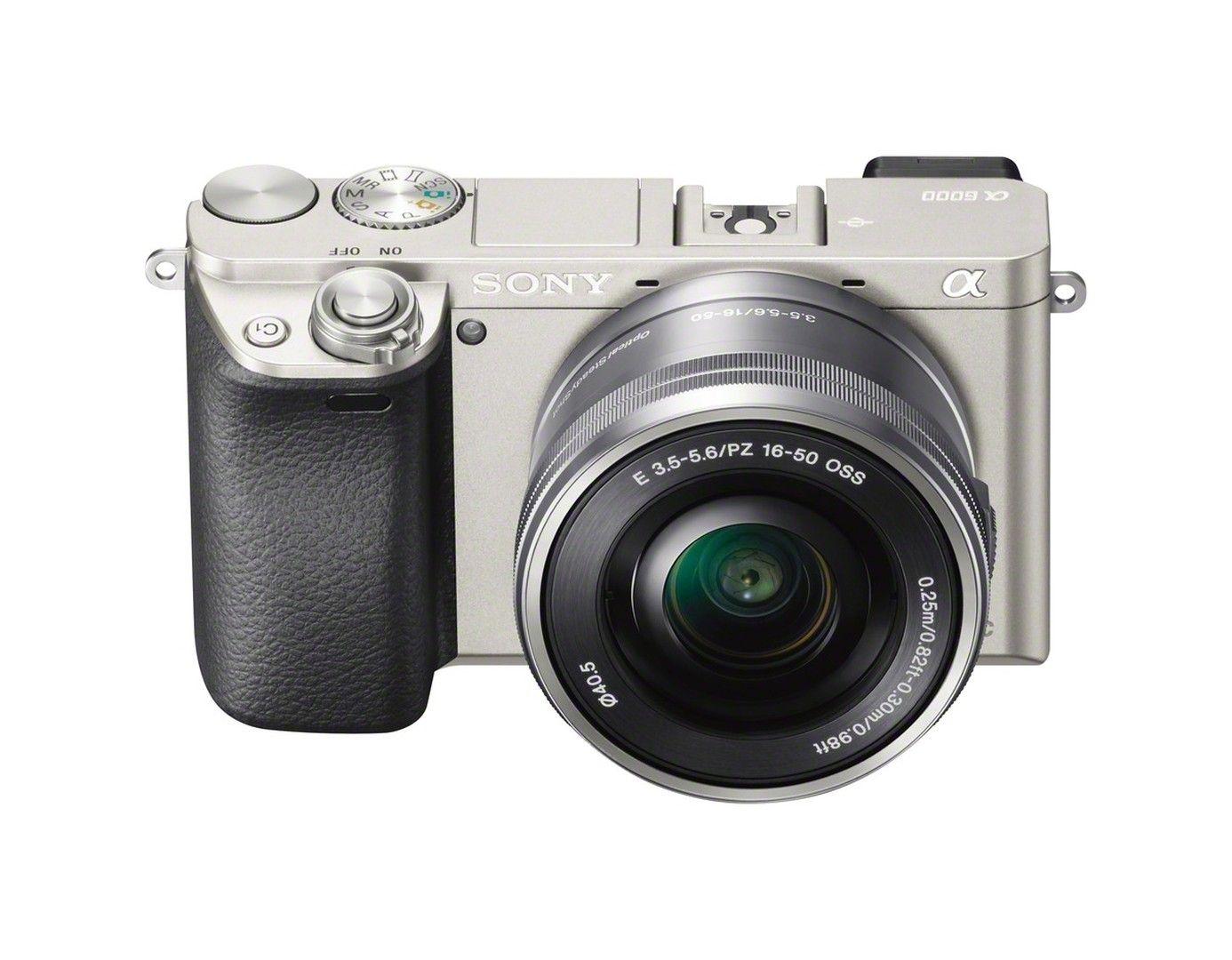 Sony A6000 Kit 16 50mm F35 56 Oss Zoom Chính Hãng đen Bạc