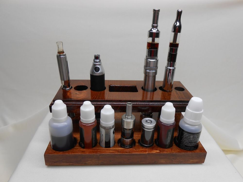 E-Cig Vape Stand / Holder / Organizer for Mod, MVP, Ego ...