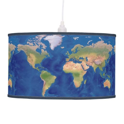 A beautiful world map lamp globe map globe and worldmap a beautiful world map lamp my own design created with map software gumiabroncs Images