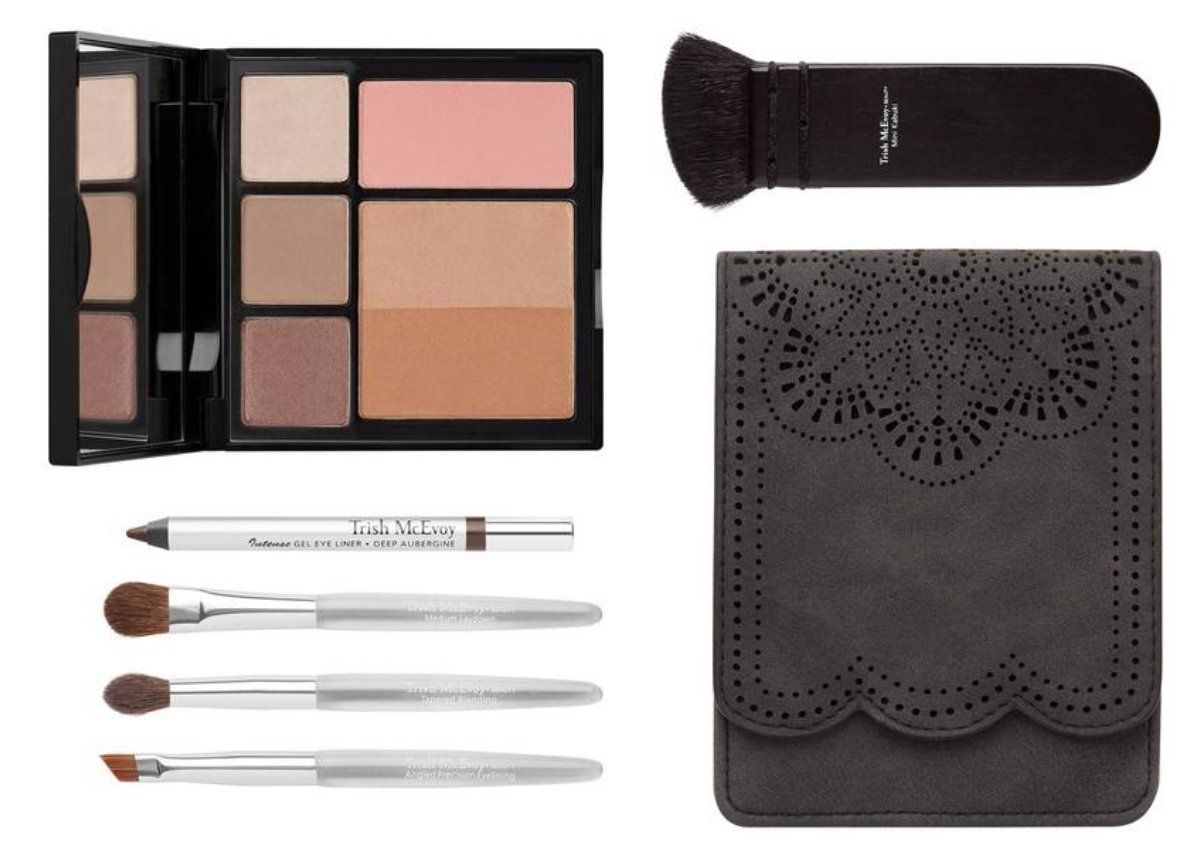 Trish Mcevoy Confidence To Go Complete Travel Essentials Makeup Set The Power Of Makeup Collection You Can Get Additio Beauty Gift Sets Gel Eyeliner Gift Set