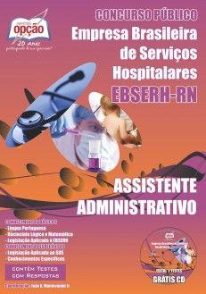Apostila Concurso Empresa Brasileira De Servicos Hospitalares Com
