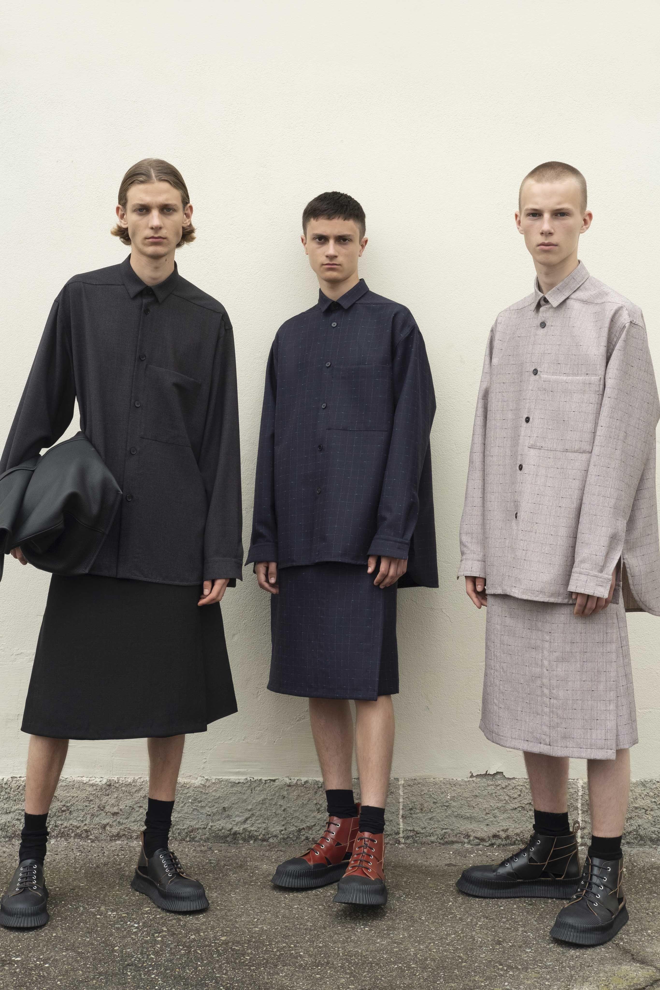 8c104ff845e Jil Sander Spring 2019 Menswear Paris Collection - Vogue
