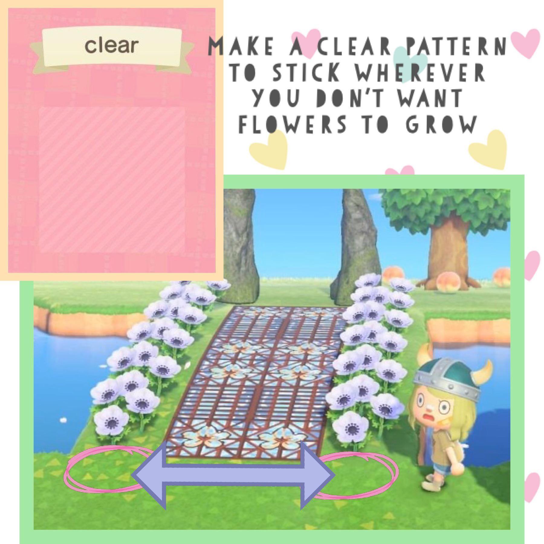 10+ Animal crossing flower pattern ideas