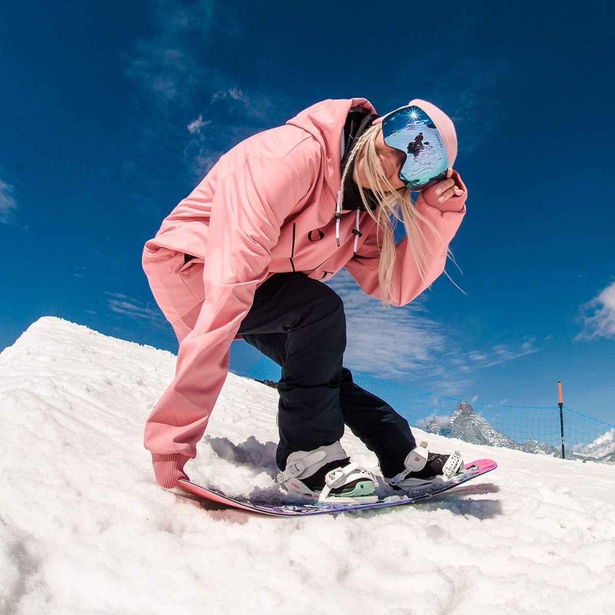 Картинки сноубордисты девушки