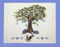 """olive tree - Blu """"Lavanda"""" - Serenità di campagna"""