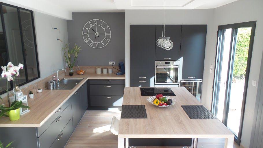d couvrez la lumineuse cuisine trend can o de regis a quimper voscuisines cuisinella. Black Bedroom Furniture Sets. Home Design Ideas