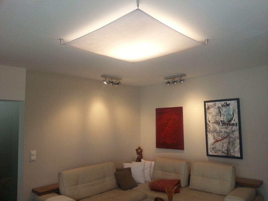Lampensegel fr indirekte wohnzimmerbeleuchtung beleuchtung - Indirekte deckenbeleuchtung wohnzimmer ...