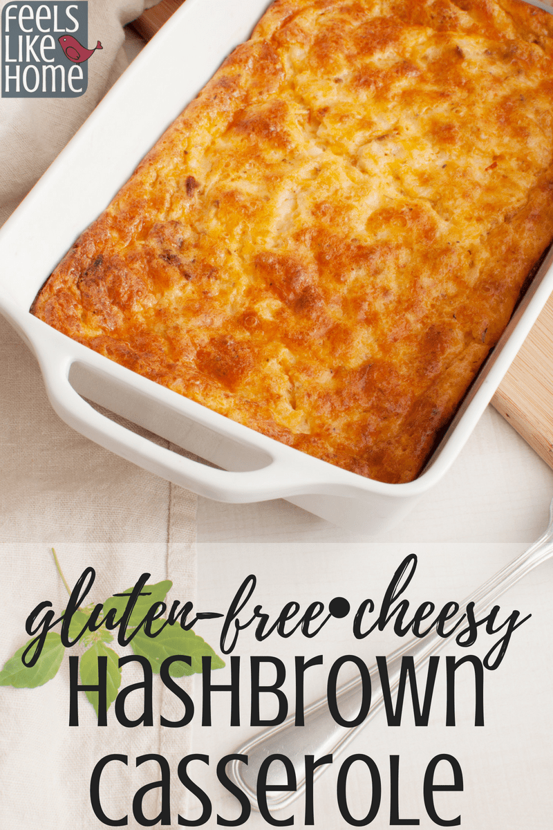 How to make the best cheesy hashbrown cassserole This