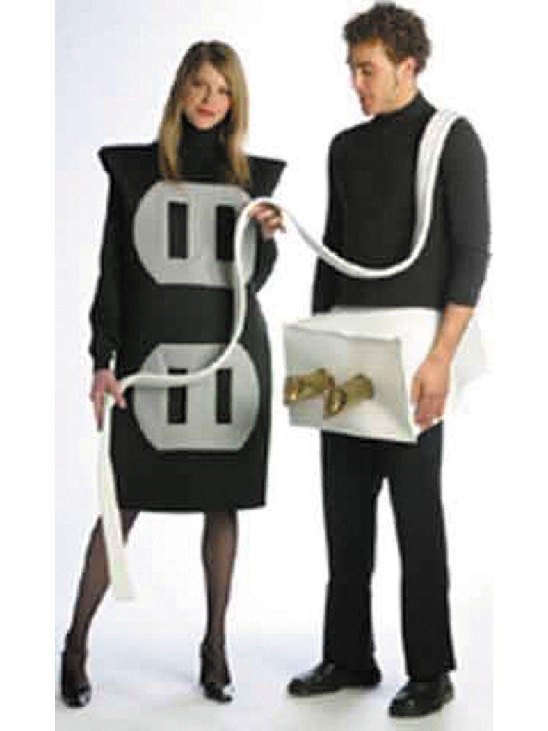 Nice Couple Halloween Costume