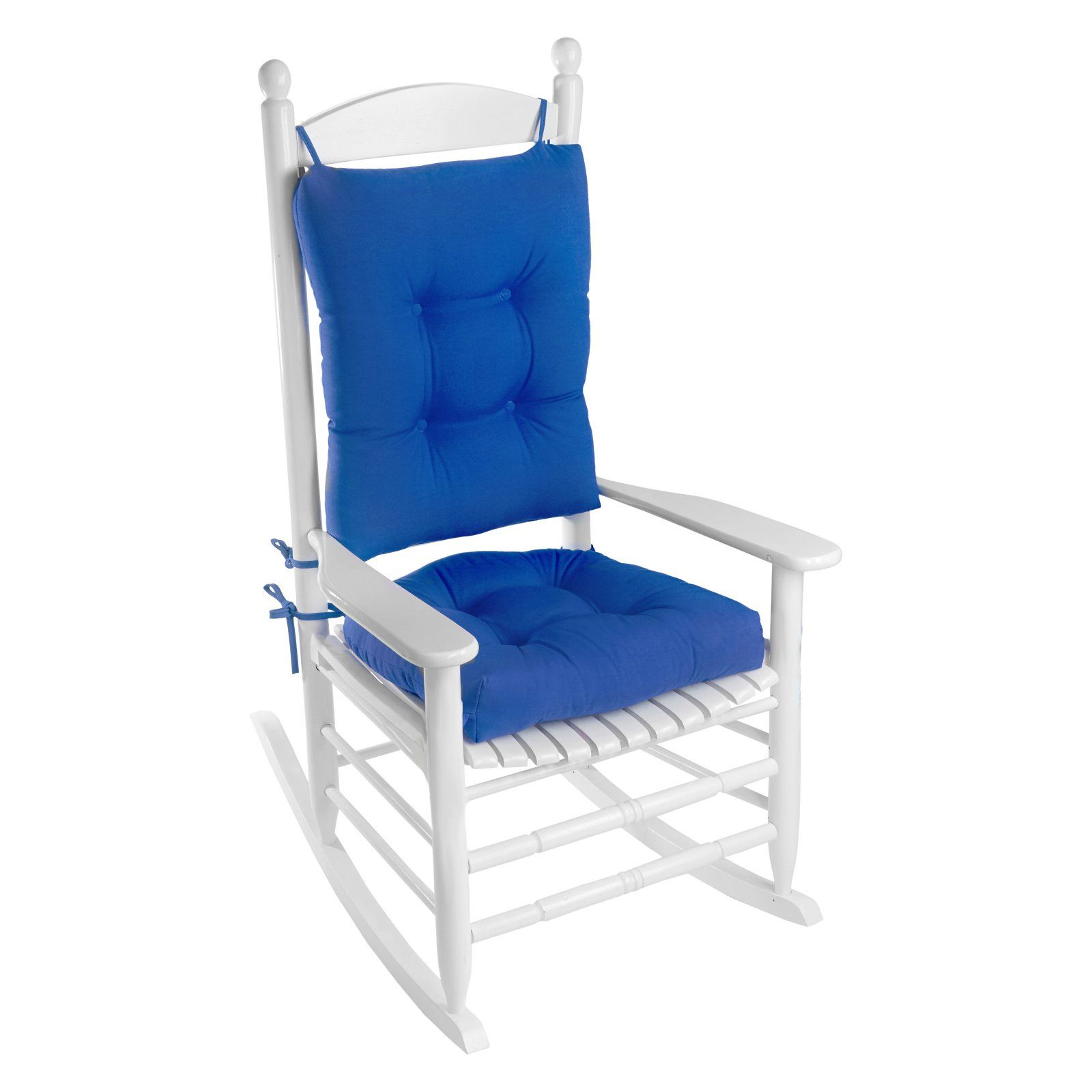 Klear Vu Easy Care 2 Piece Outdoor Rocking Chair Cushion