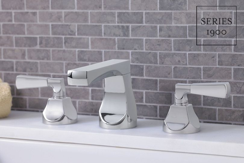 Sigma Series 1900 transitional-style bath faucet | New Products ...