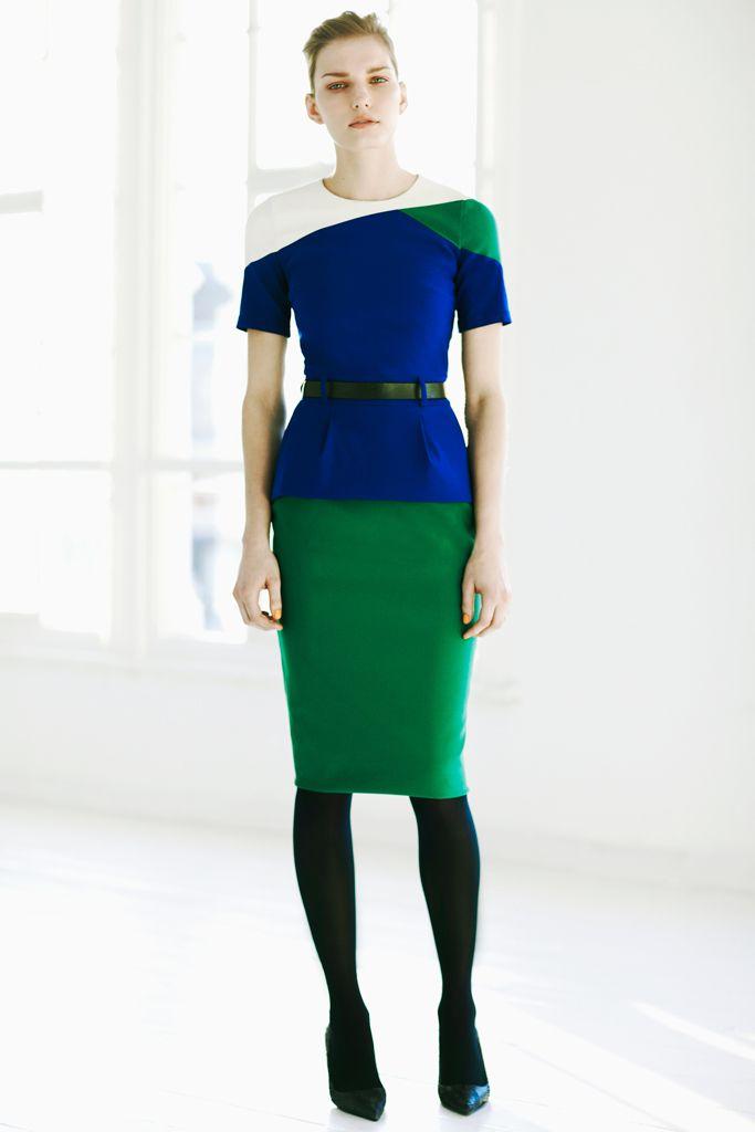 Preen by Thornton Bregazzi Pre-Fall 2012 Collection Slideshow on Style.com