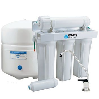 Costco Watts Premier 5 Stage Reverse Osmosis Water Filtration System On