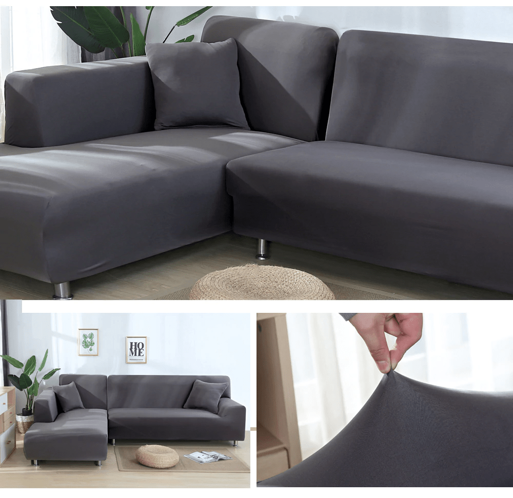 Ib Stretchable Elastic Sofa Covers Ibeemart In 2020 Sofa Covers Types Of Sofas Sofa