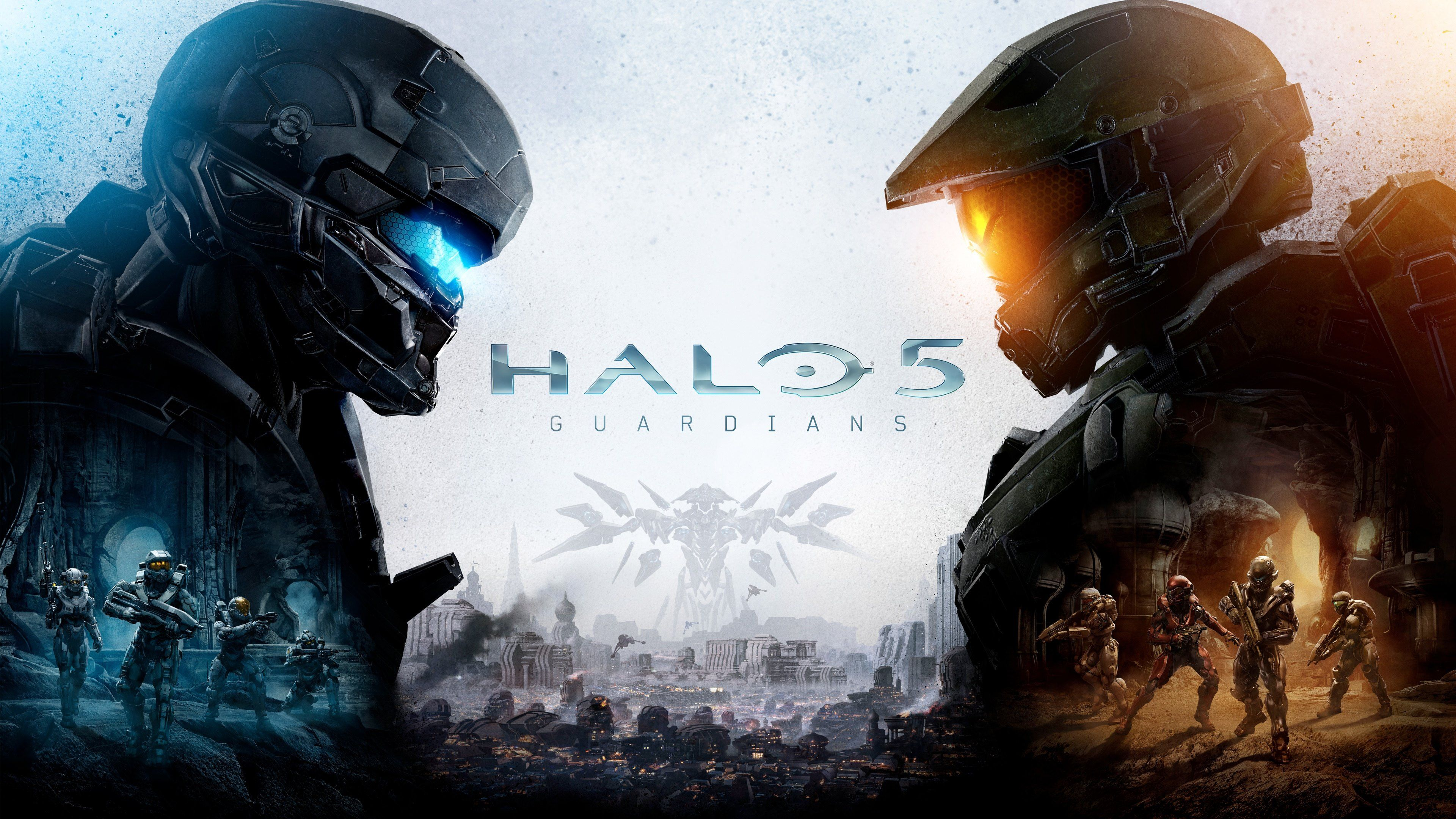 Halo 5 Guardians Game Hd Wallpapers 4k Wallpapers