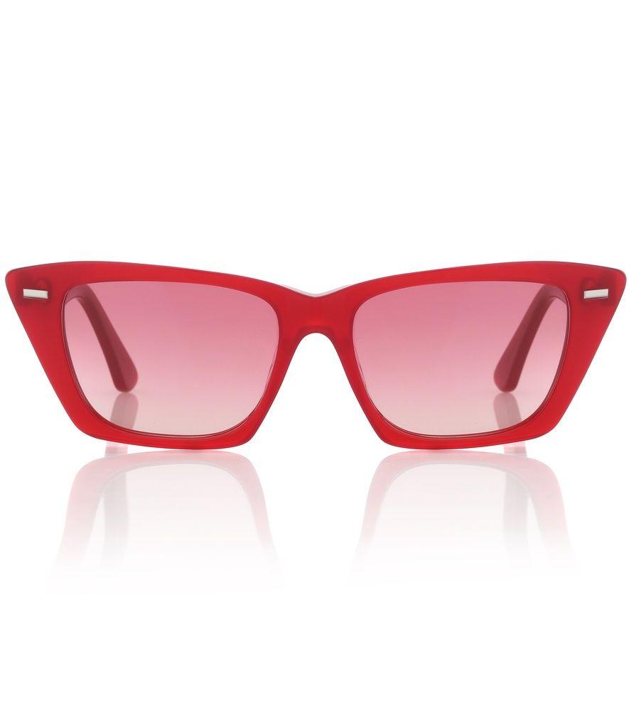 ba7f1043e7093 LOUIS VUITTON City Mask Sunglasses Coquelicot in 2019